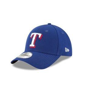 9FORTY Texas Rangers Adjustable Cap